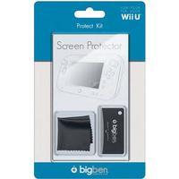 Bigben Interactive Wii U Bildschirm-Schutzfolien Kit