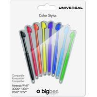 Bigben Interactive Stylus Set Rainbow für DSi / 3DS