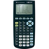 Texas Instruments TI-82 Stats Grafikrechner anthrazit