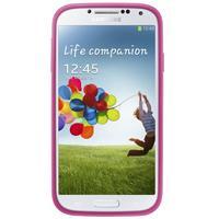 Samsung Cover+ EF-PI950B rosa für Galaxy S4