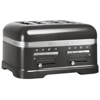 Kitchenaid Artisan Toaster 5KMT4205EMS medaillon-silber