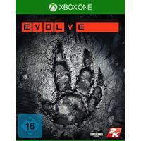 2K Games Evolve (USK) (Xbox One)