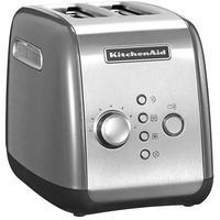 Kitchenaid Artisan Toaster 5KMT221 ECU contur-silber