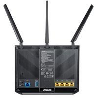 Asus DSL-AC68U Wireless Dualband Modem Router (90IG00V1-BM3G00)