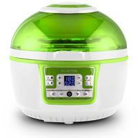 Klarstein VitAir Turbo Heißluftfritteuse Grün
