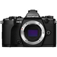 Olympus OM-D E-M5 Mark II schwarz + 14-150 mm