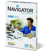 Navigator Home Pack A4 80 g/m2 250 Blatt