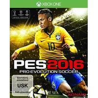 Konami Pro Evolution Soccer 2016 - Day One Edition
