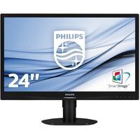 "Philips S-line 241S4LCB 24"" schwarz"