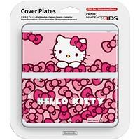 Nintendo New Nintendo 3DS Schutzfolie Hello Kitty