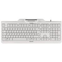 Cherry KC 1000 SC UK weiß/grau (JK-A0100GB-0)