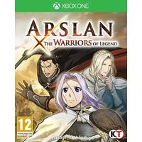 Koei Arslan: The Warriors of Legend (USK) (Xbox One)