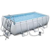 Bestway Power Steel Frame Pool Set 404 x 201