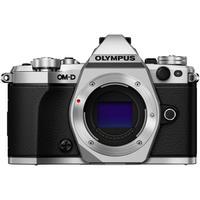 Olympus OM-D E-M5 Mark II silber + 14-42 mm