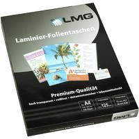 LMG FOLIENT.216X303-A4 125MIC 100S (LMGA4-125)