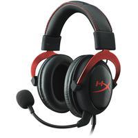 Kingston HyperX Cloud II schwarz/rot