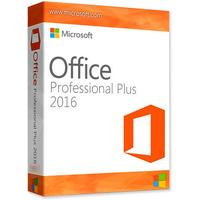 Microsoft Office Professional Plus 2016 ESD DE Win