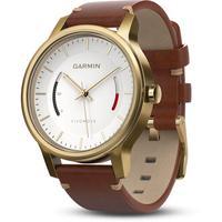 Garmin vivomove Premium gold / braun