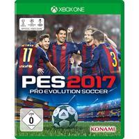 Konami Pro Evolution Soccer 2017 (USK) (Xbox One)