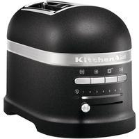 Kitchenaid Artisan Toaster 5KMT2204 EBK Gusseisen Schwarz