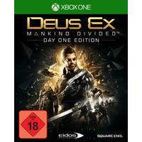 Square Enix Deus Ex: Mankind Divided - Day One