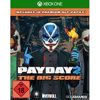 505 Games PayDay 2: The Big Score (Add-On) (Xbox