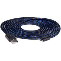 Snakebyte PS4 Play & Charge Meshkable 3m