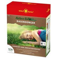 WOLF-Garten Natura Bio Rasendünger 3,4 kg