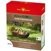 WOLF-Garten Natura Bio Gartendünger 3,4 kg