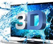 3D Toshiba Fernseher